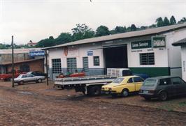 Fachada - Avenida Mauá - Ano de 1988