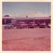 Frota de atendimento - Avenida 7 de setembro - Ano de 1974